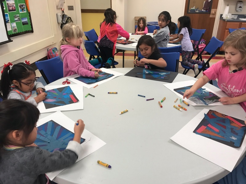 Our Youngest Artists